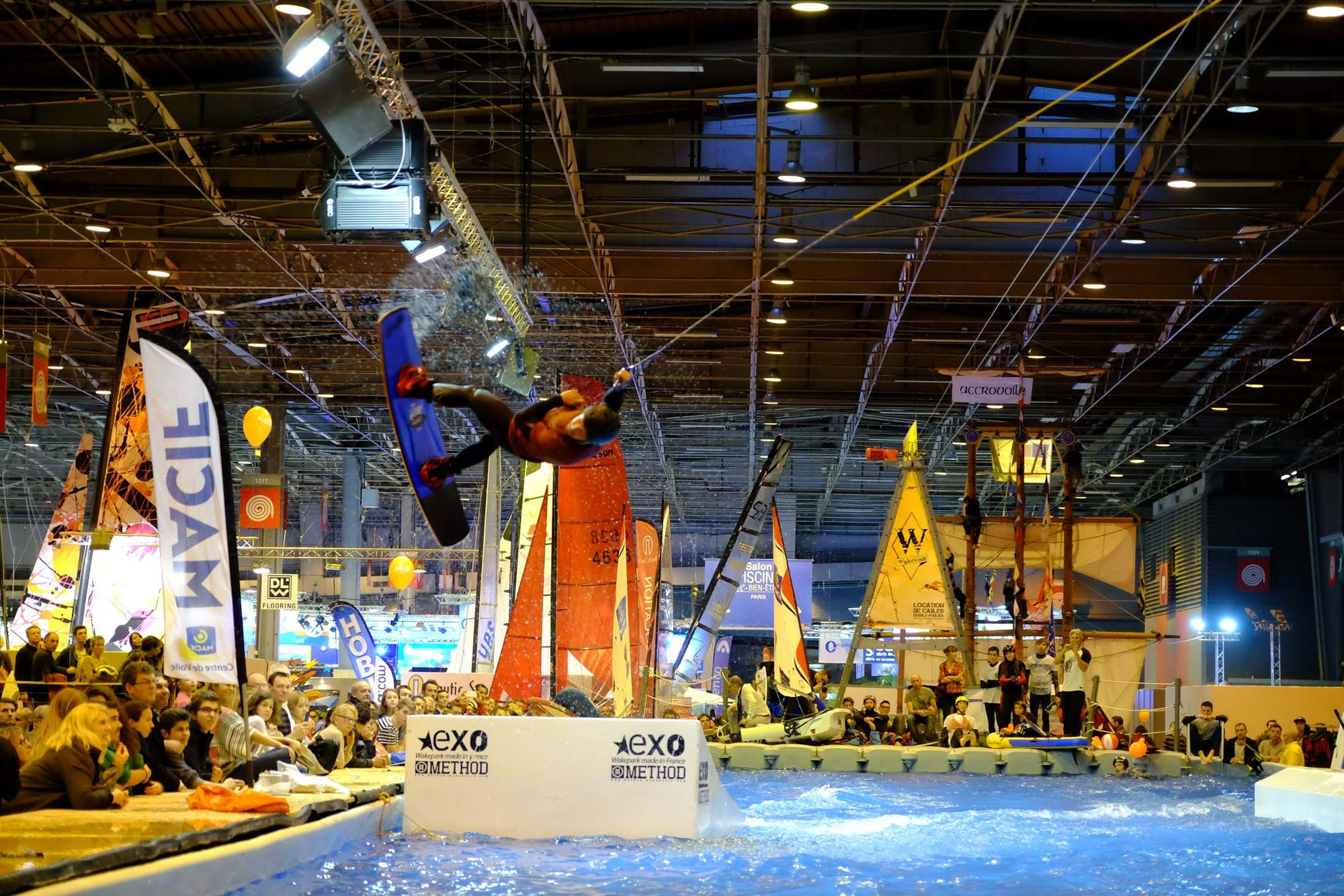 Salon International  Nautique de Paris